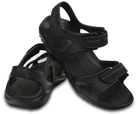 Crocs Swiftwater River Sandal férfi/black