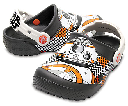 Crocs Fun Lab Star Wars BB-8™ gyerek papucs