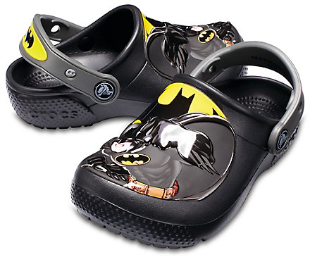 Crocs Crocs Fun Lab Batman gyerek p