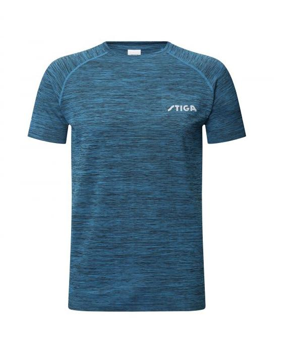 Stiga Activity Seamless Shirt poló/Blue