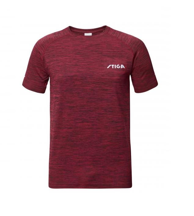 Stiga Activity Seamless Shirt poló/Red