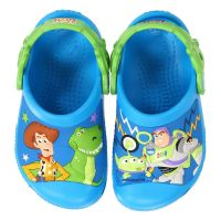 Crocs Woody and Buzz Lightyear Custom Clog papucs blue/Lime