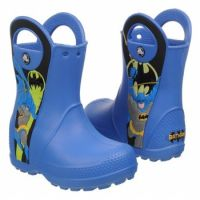 Crocs Batman Rain Boot gyerek gumicsizma Sea blue