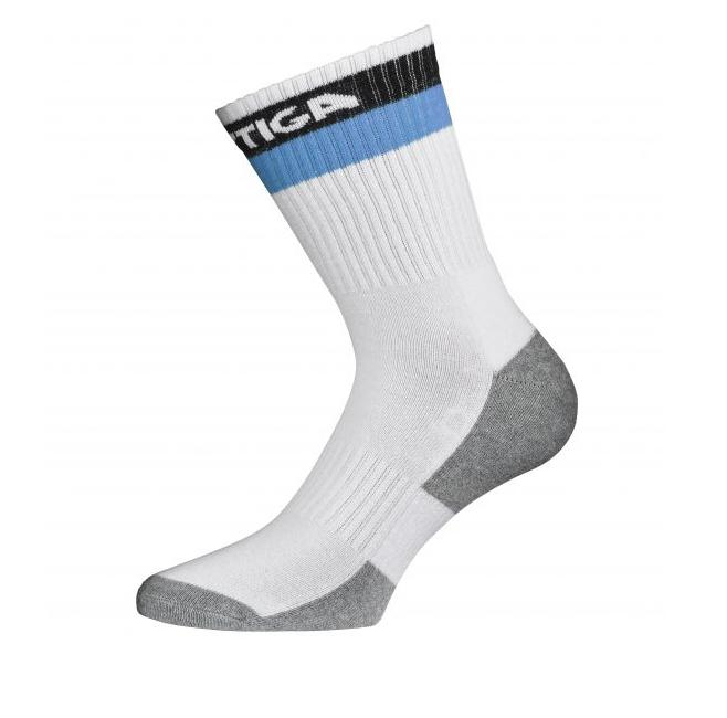 Stiga Prime High Socks White/Blue
