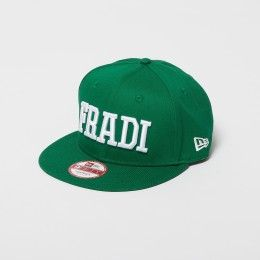 Fradi New Era 9 fifty limited green snapback