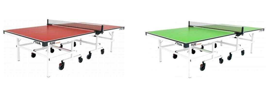 Stiga Pure Advance pingpongasztal