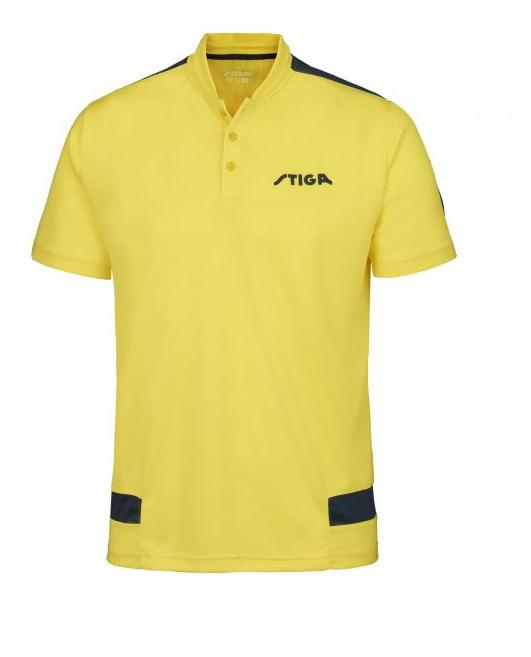 Stiga Creative Shirt poló Yellow/Navy